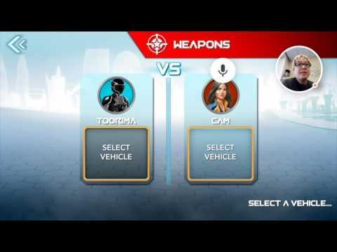 Hightech Slot Car: Anki Overdrive