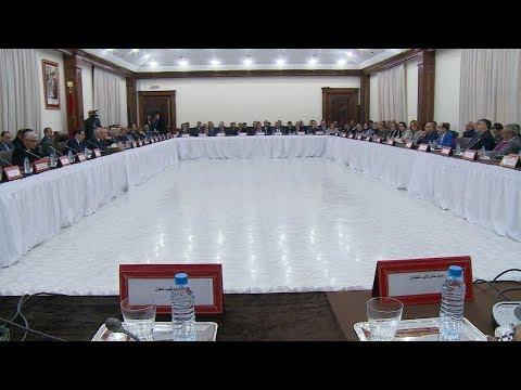 فيديو:مؤهلات وتحديات جهة طنجة – تطوان – الحسيمة في لقاء تواصلي للحكومة مع الفاعلين المحليين