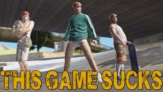 THIS GAME SUCKS! - Skate 3 w/ Nanners, Diction, & Chilled #38