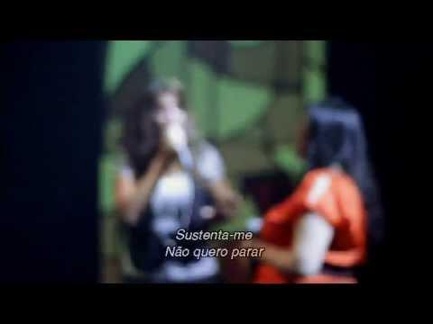 LEVA ME ALÉM- Eliana Ribeiro e Fátima - DVD Saudade de Ti