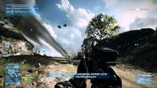 BF3 Ultra/High On AMD Radeon HD 7850 (stock Speeds)