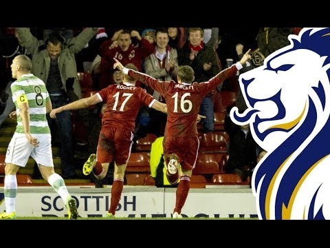 Aberdeen stun Celtic and end two amazing records