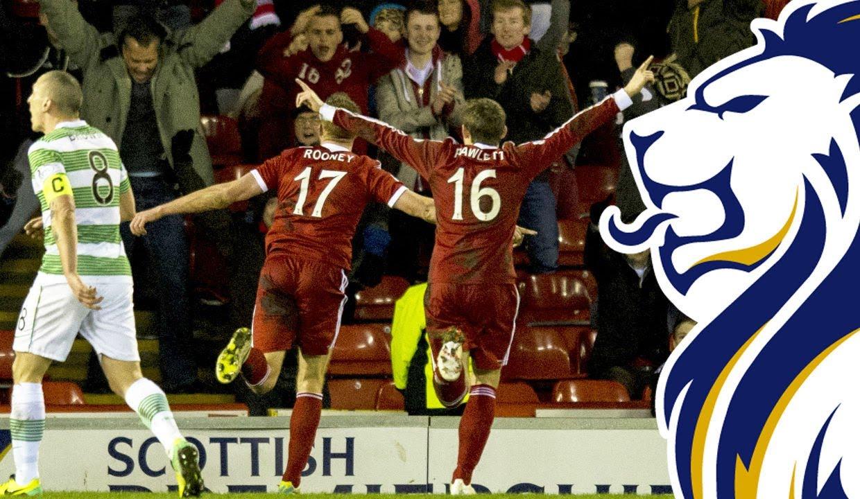 Aberdeen 2-1 Celtic FC