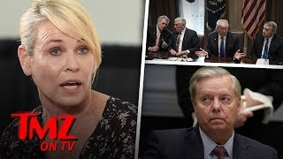 Chelsea Handler Hits Below the Belt | TMZ TV