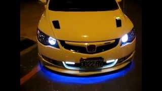 Honda Civic Modified videos