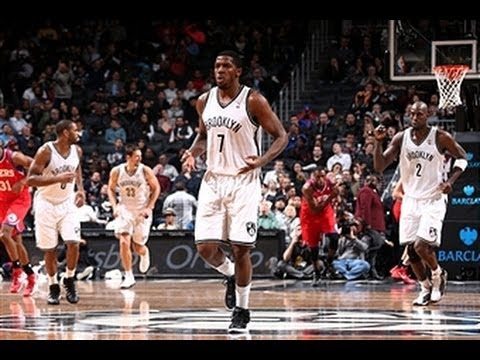 Joe Johnson Drops 29 Points... In One Quarter!
