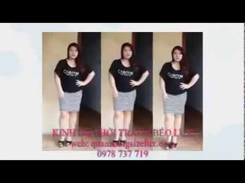quần áo dành cho người béo