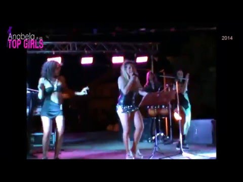 Anabela e as Top Girls - Grupo Musical de Baile - Bailes - 2014