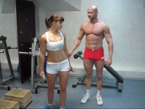 программа упражнений для похудения в домашних условиях