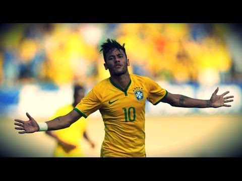 Neymar Jr - WORLD CUP 2014 ► All Goals & Skills | Brazil vs Chile PROMO | HD