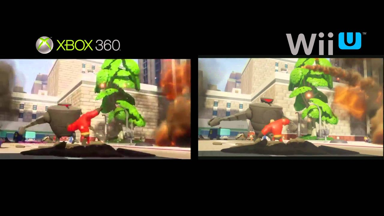 maxresdefault jpgXbox 360 Graphics Vs Wii