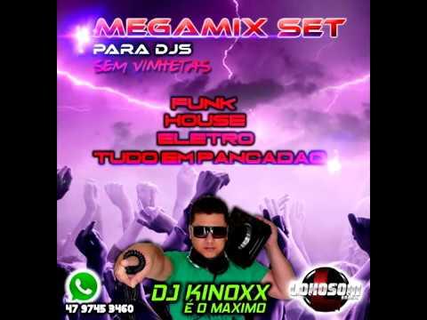 MEGAMIX FUNK 2015 PANCADÃO AUTOMOTIVO EXCLUSIVO PRODUÇÃO DJ KINOXX LOKOSOM BRASIL
