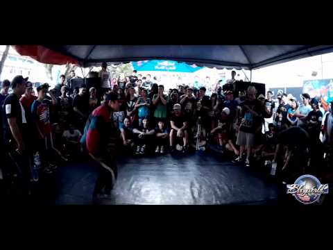 MALAYSIA GOT HIPHOP 2014 | INTERNATIONAL 7 TO SMOKE |BBOYWORLDMALAYSIATV
