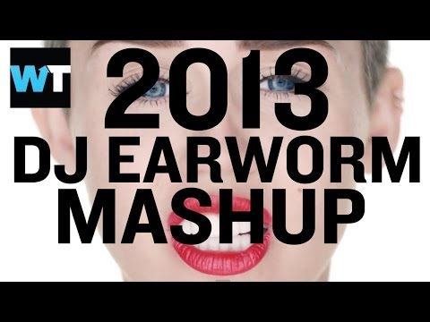 DJ Earworm's Annual United State of Pop 2013 | What's Trending Now
