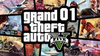 GTA V (#1) Premiera