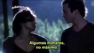 The Vampire Diaries 5x22 : Damon And Bonnie Death. Sheila