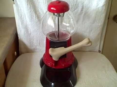 yuppy puppy treat machine