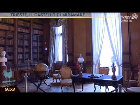 Trieste, il castello di Miramare