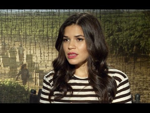 Cesar Chavez Official Trailer & Cast Interview: America Ferrera and Diego Luna
