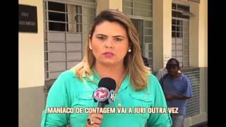 Man�aco de Contagem � julgado pela morte de estudante de direito