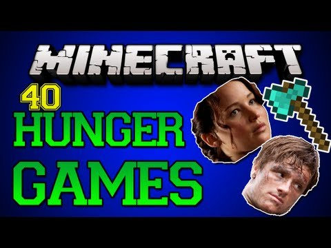 Minecraft Hunger Games - HUNGER GAMES ARE BACK !- Game 40