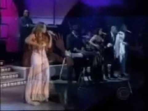 Mariah Carey's Crazy Hand Movements (Hand Tic)
