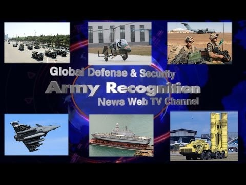 Defense & Security News Web TV Channel January 2014 episode of Army Recognition Company