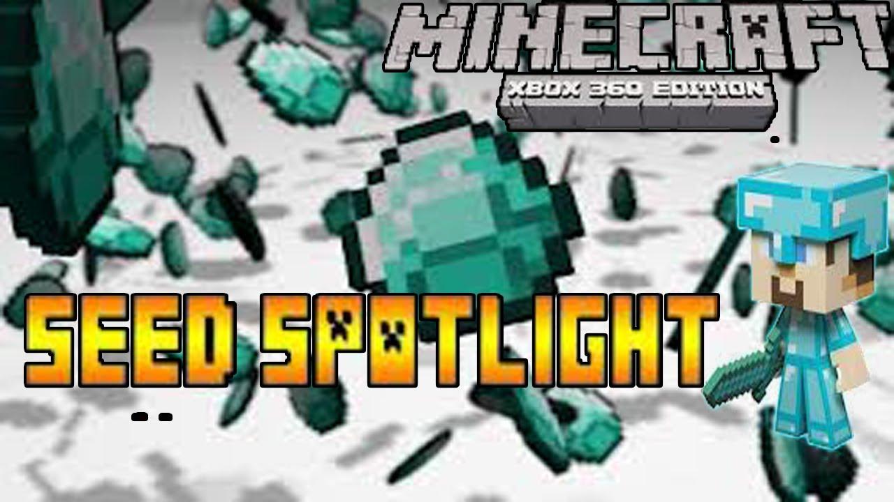 Xbox 360 Minecraft Seeds Herobrine Minecraft Xbox Seed He...