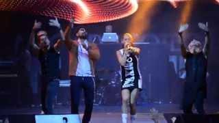 Dj Sava feat Raluka & Connect R  -  Aroma (Live @ MDT Costinesti 2013)