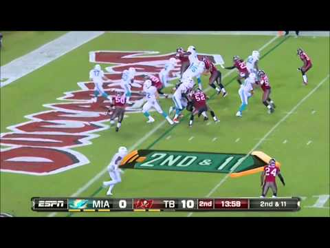 Tampa Bay Buccaneers Highlights 2013