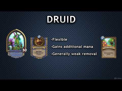 The Legendary Course - Become a Hearthstone Legend! : Druid
