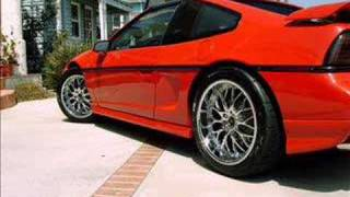 The Pontiac Fiero