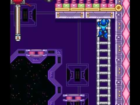 Mega Man 7, Spring Man Perfect Run (Buster Only)