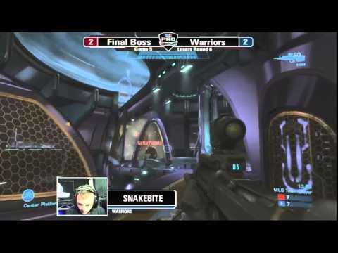 MLG Dallas 2011 ♦ Losers Bracket Round 6 ♦ Final Boss vs Warriors