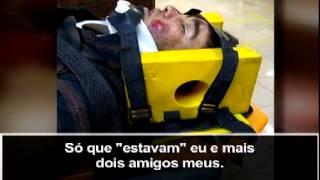 Jovem � agredido na porta da boate Swingers, em Belo Horizonte