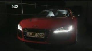 رقم قياسي بسيارة أودي أر 8 إترون | عالم السرعة