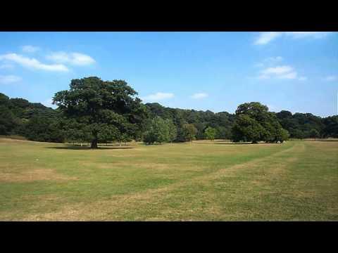 Bramcote Hills Park Beeston Midlands