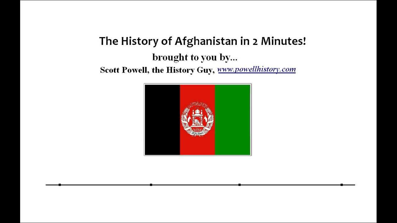 history of education in afghanistan A chronology of key events in the history of afghanistan, from the mid-1800s to the present day.