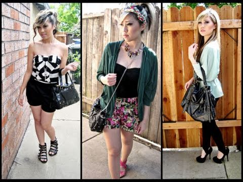 fashion look book 2: spring/summer outfits 2011