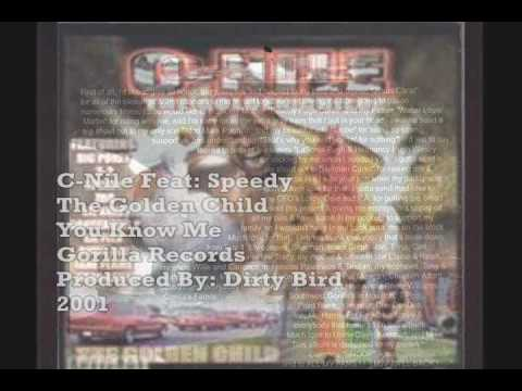 C-Nile - The Golden Child