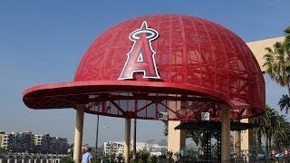 Los Angeles Angels California MLB Anahiem Angel Baseball Stadium