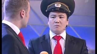 КВН Лучшее: КВН Высшая лига (2008) 1/4 - Астана.kz - Фристайл