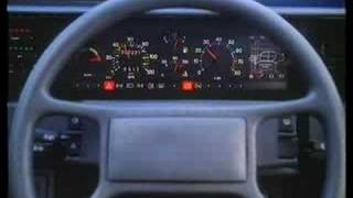 Fiat Regata. TV AD circa 1985.