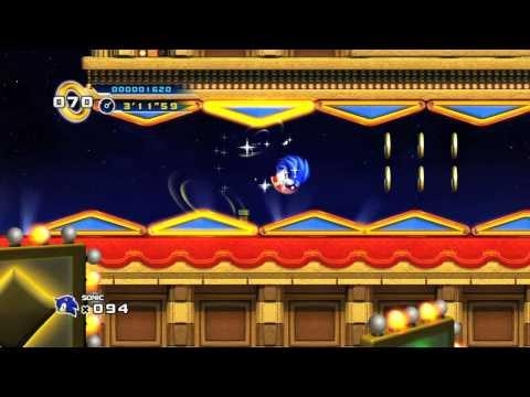 "Новый трейлер ""Sonic The Hedgehog 4 Episode I"" + парочка старых"