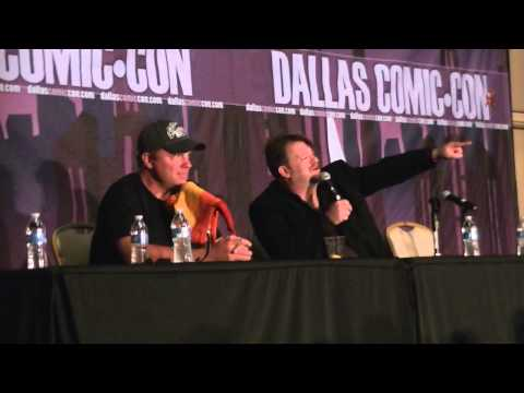 Adam Baldwin Dallas Comic Con Q&A 2013