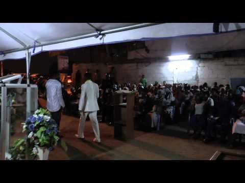 Prophet Jeremiah Bansah - Accra Ghana Africa Conference - Let my people go!   Pt 1