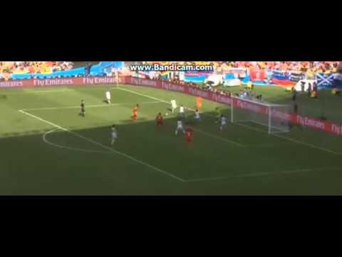 Belgium vs Russia 1 0 World CUp 2014