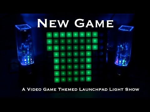 Nitro Fun - New Game | Video Game Themed Launchpad Light Show! [★PROJECT FILE★]