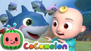 Baby Shark | ABCkidTV Nursery Rhymes & Kids Songs