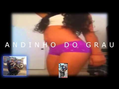 MC Magrinho - Oh Tchutchuca Com Cara de Boba